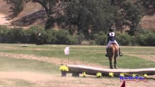 102XC Amanda Palmer on Apollo Senior Intro Cross Country Shepherd Ranch August 2014