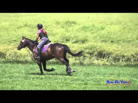 247SC Isabel Light On Martini Training 3-Day Steeplechase The Event At Rebecca Farm July 2015