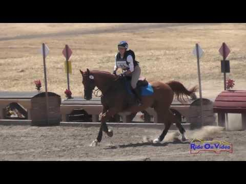 093XC Mairin Murphy On Pine Alley SR Training Cross Country Woodside August 2016