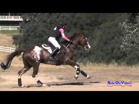 025XC Sophie Click On Hot Wheels On CIC2* Cross Country Woodside Oct 2015