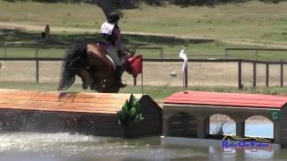 142XC Rachel May On Alreddy Vintage SR Training Cross Country Shepherd Ranch June 2015