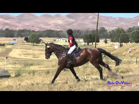 390XC Olivia Harmon On Concer JR Beginner Novice Cross Country Twin Rivers Ranch April 2016