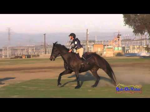 225XC Emily Lance On Good Time Charlie Intro Cross Country FCHP November 2015