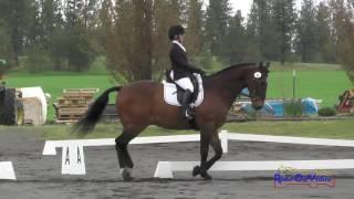 044D Madelyn Myers on Coolnamara Training Dressage Spokane HT May 2017