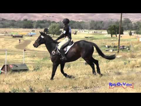 406XC Sophia Wilcox On Optimist II SR Beginner Novice Cross Country Twin Rivers Ranch April 2016