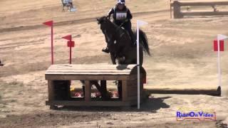 018XC Gina Economou Western Underground CIC2* Cross Country Copper Meadows September 2014
