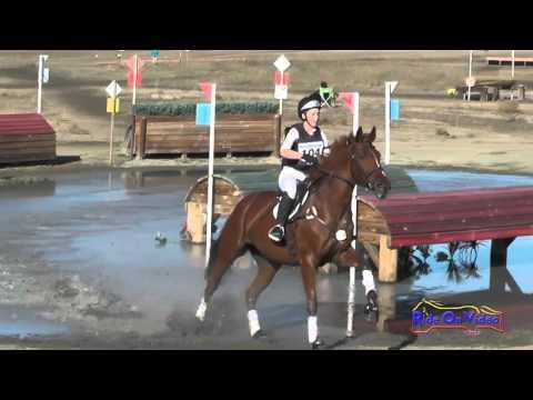 104XC Claire Poch On Carrot Cake JR/YR Open Preliminary Cross Country Woodside Oct 2015