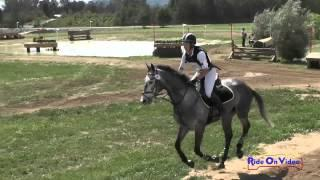 241XC Ashley Samson on Storm Watch Open Beginner Novice Cross Country Copper Meadows March 2015