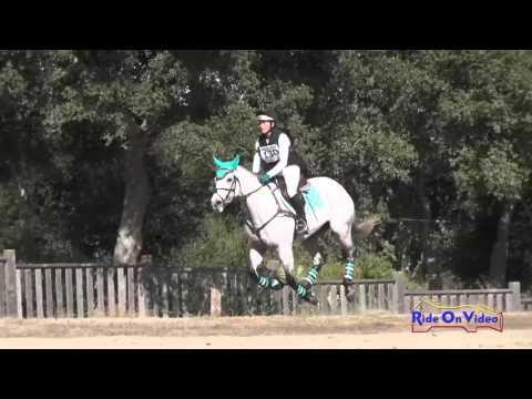 130XC Shannon Harger On Real Bubbles JR Training Cross Country Woodside Oct 2015