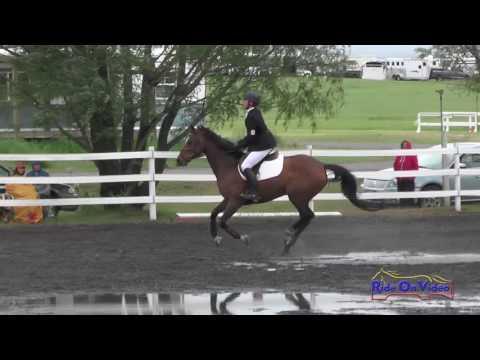 188S Cyra Carlson On Matinee JR/YR Novice Show Jumping Spokane Sport Horse HT May 2016