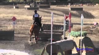 185XC Katie Brown Area VI Championships Training Rider Cross Country Woodside Int'l Event Oct 2014