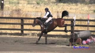 102XC Lisa Sabo On WTF Doria Open Training Cross Country Galway Downs May 2015