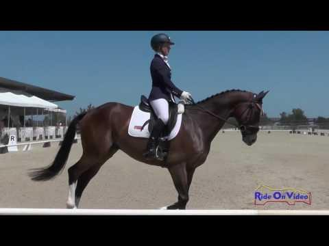062D Madison Temkin On Dr  Hart Preliminary Challenge Rider Dressage Woodside May 2016