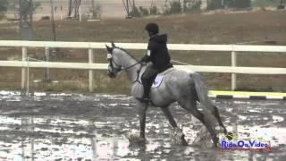039S Delaney Vaden on Call Me Hobbes YR Training Show Jumping FCHP April 2015