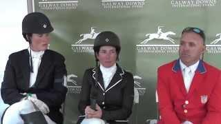 Galway Downs 3* Show Jumping Press Conference November 2nd 2014