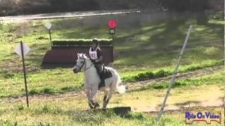 297XC Veronica Fagalde JR Beginner Novice Cross Country Twin Rivers March 2012