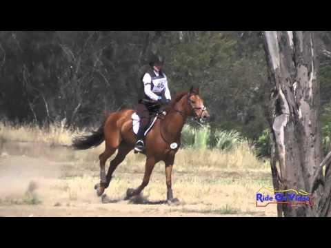 046XC Hayley Baker On Red Solo Cup JR Training Cross Country FCHP April 2016