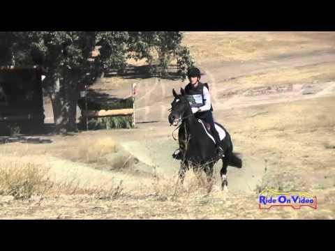 008XC Mary Burke On Prince William CIC3* Cross Country Woodside Oct 2015