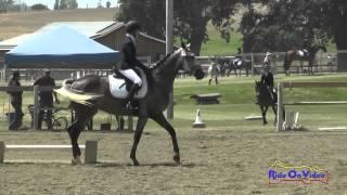 123D Megan Compton On Patina DCF Intro Dressage Shepherd Ranch August 2015