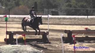 148XC Madelyn Holtzman Preliminary Rider Cross Country Copper Meadows September 2014