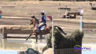 040XC Maddy Mazzola on Catch Me If You Can IV CIC1* Cross Country Woodside Int'l Event Oct 2014