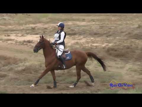 160XC Susie Gyor On Windsor SR Beginner Novice Cross Country Copper Meadows June 2016
