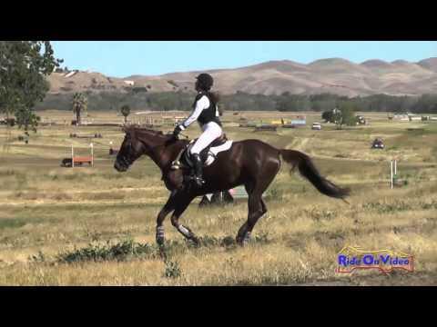 328XC Victoria Klein On Valdess Des Loges SR Novice AM Cross Country Twin Rivers Ranch April 2016