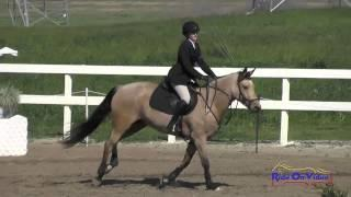 254S Charlotte Greatwood YR Beginner Novice Show Jumping FCHP February 2015