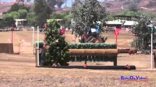 072XC David Adamo on Toukoutou State Farm CIC1* Cross Country Copper Meadows September 2014