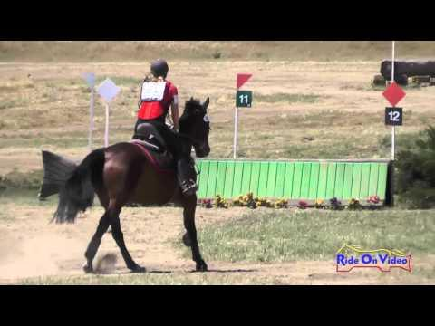 091XC Tess Howey On Prince Caspian SR Novice Cross Country FCHP April 2016