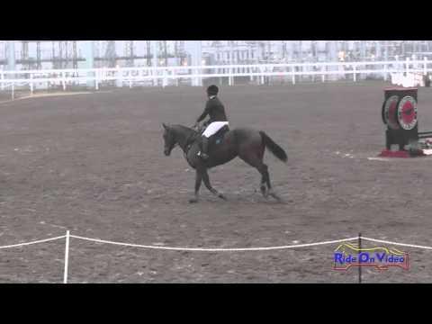 226S Isabelle Franchini On CTR Trastevere Intro Show Jumping FCHP November 2015
