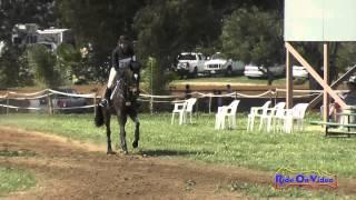 237XC Jamie Gilbert on Uptown Funk Opeb Beginner Novice Cross Country Copper Meadows March 2015
