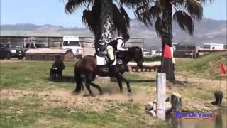 042XC Sharon Ix SR Training Rider Cross Country Shepherd Ranch August 2013