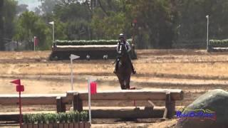 124XC Erin Kellerhouse on Tiz When Open Preliminary Cross Country Copper Meadows June 2014