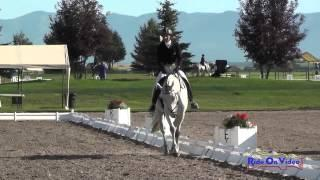 002D Gina Miles On Contalli Di Revel CCI1* Dressage The Event At Rebecca Farm July 2015