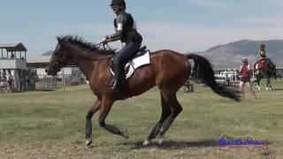 188XC Rachel Muscutt on Once SR Intro Cross Country Shepherd Ranch June 2017